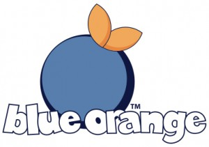 Met dank aan Blue Orange!